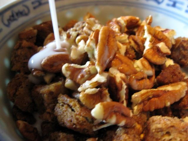Cinnamon Crouton Cereal