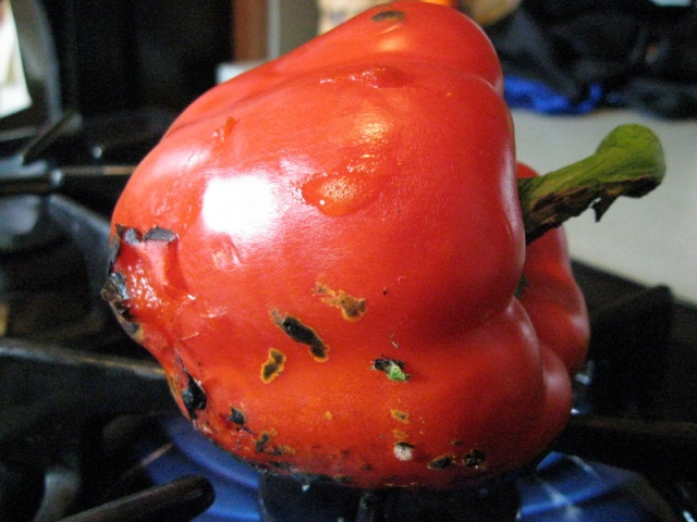 Roasting Pepper