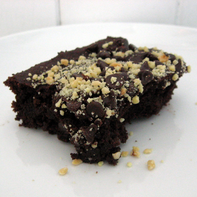 Almond Butter Brownies