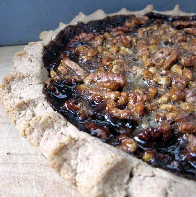 Delicious Walnut Pie