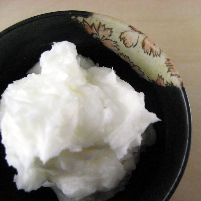 Home Made Coconut Oil Lotion