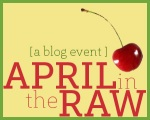 April in the Raw logo
