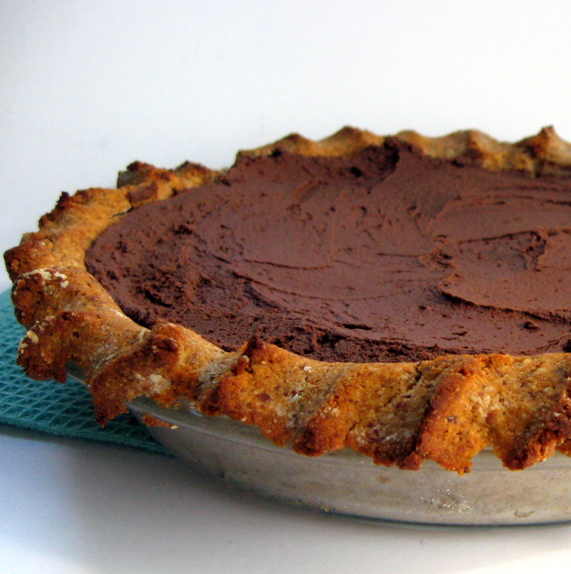 I'd show you a slice, but I gave away the whole pie....