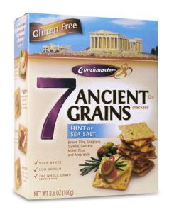7 Ancient Grains Hint of Sea Salt
