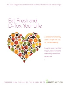 Eat Fresh and D-Tox Your Life