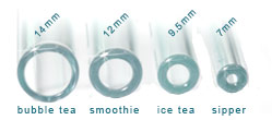 Straw Diameters