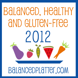 Balanced Healthy and Gluten Free