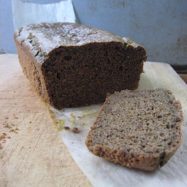 Nut-free Paleo Sandwich Bread