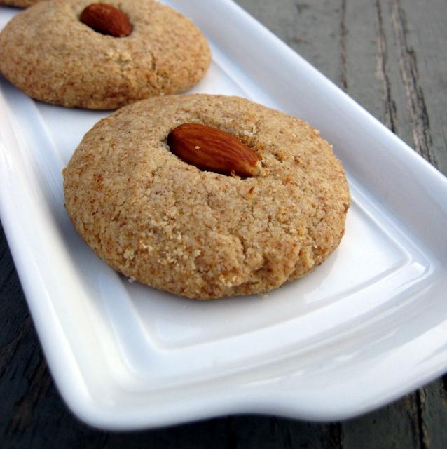 Grain-Free, Vegan Almond Shortbread