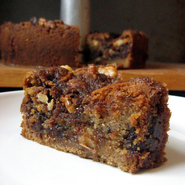 Grain-free and Vegan Coffee Cake