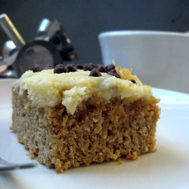 Coconut Cake (grain-free)